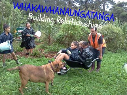 Whakawhanaungatanga
