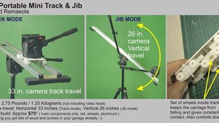 DIY Mini Track and Jib
