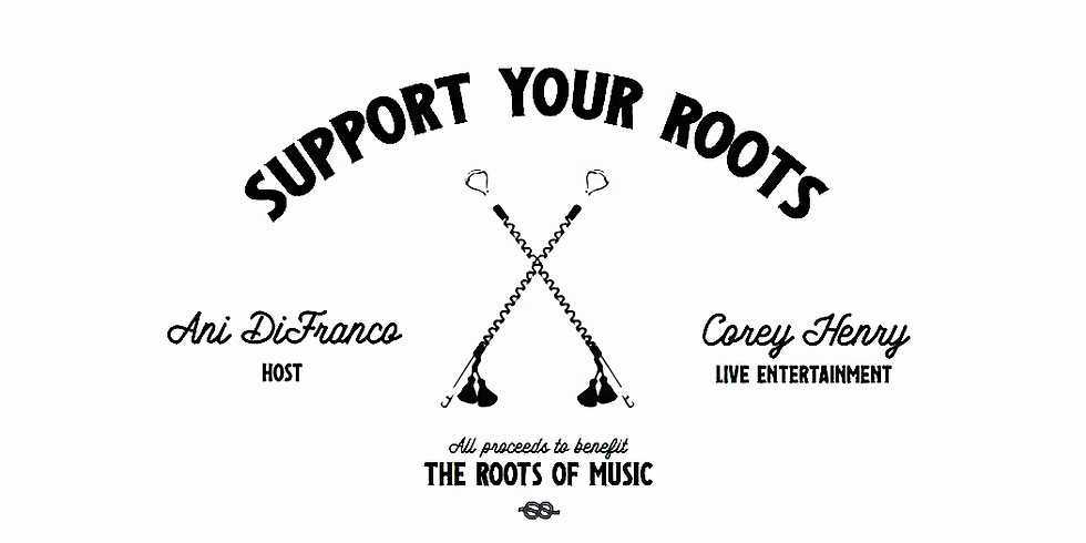 Support Your Roots Fall Fundraiser
