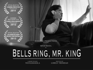 Bells Ring, Mr. King is an official entry to the 29th Los Angeles Asia Pacific Film Festival