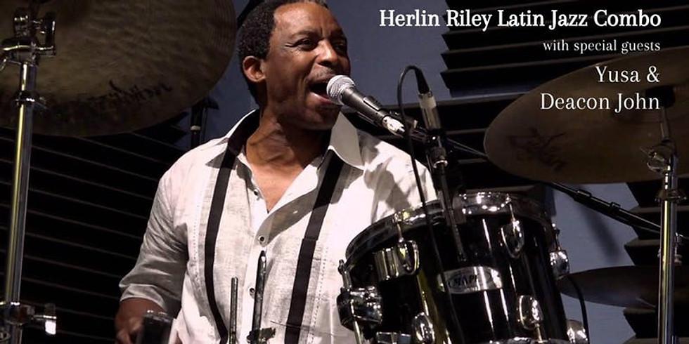 Herlin Riley Jazz Combo w/ Yusa + Deacon John