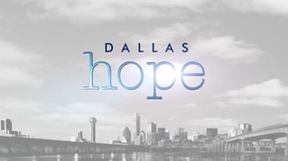 Documentary series DALLAS HOPE features title graphics made by Ramasola Productions