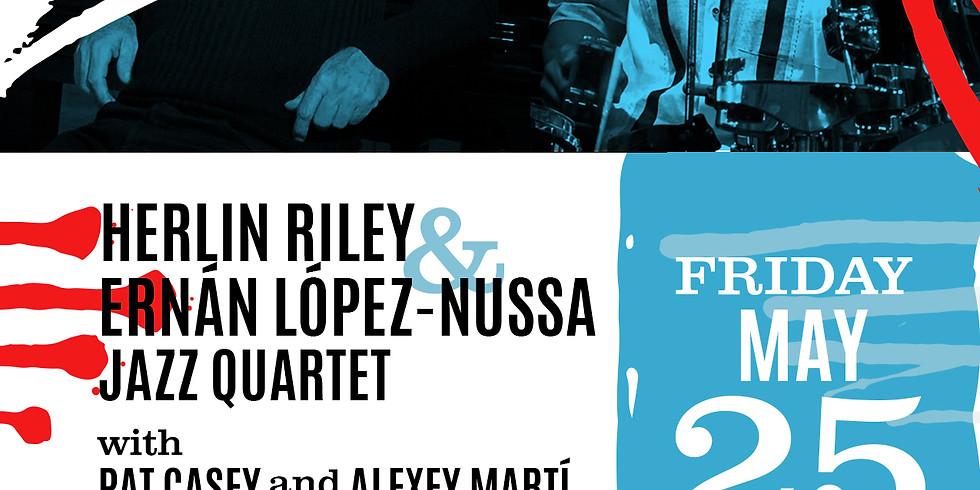 Herlin Riley & Ernan Lopez-Nussa Jazz Quartet