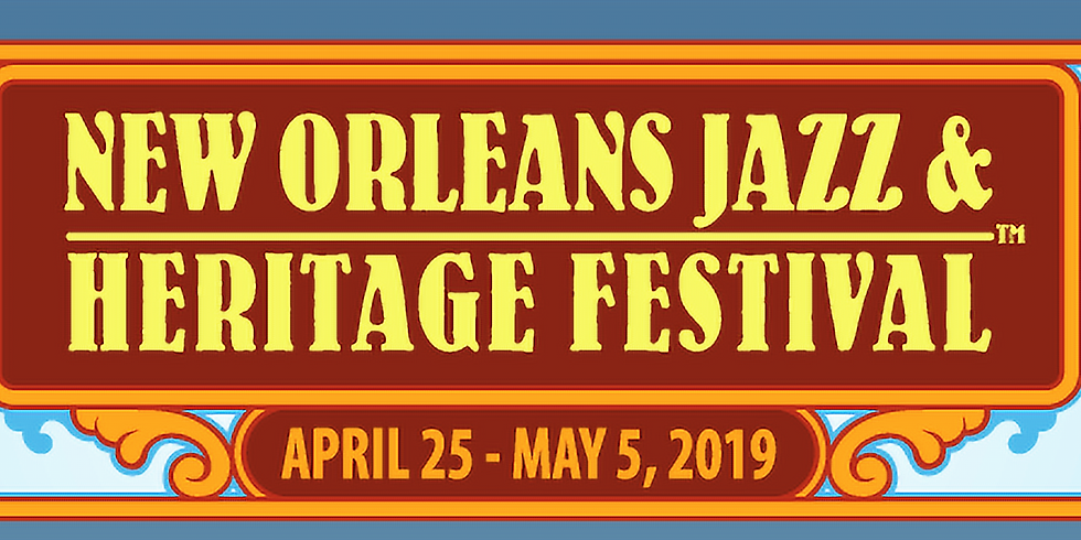 NOJO at New Orleans Jazz Fest