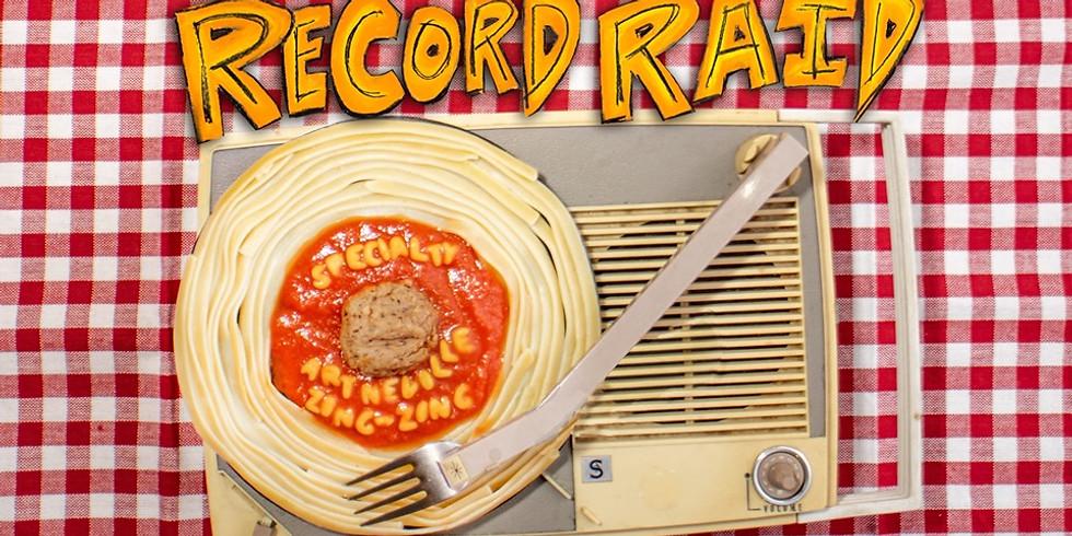 Fall Record Raid (Free Event)
