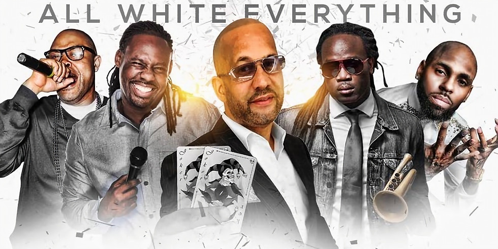 All White Everything Comedy Show