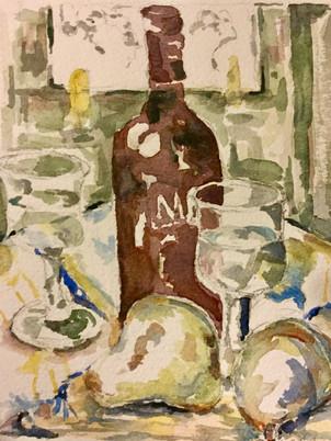 Emily Scharf - Brown Bottle.jpeg