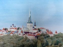 Kyoko Park - Tallinn Estonia