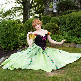 Princess Anna Virtual Call