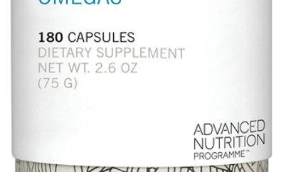 Skin Omegas 180 Capsules