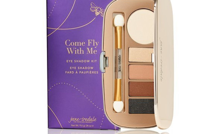 Come Fly With Me Eye Shadow Kit