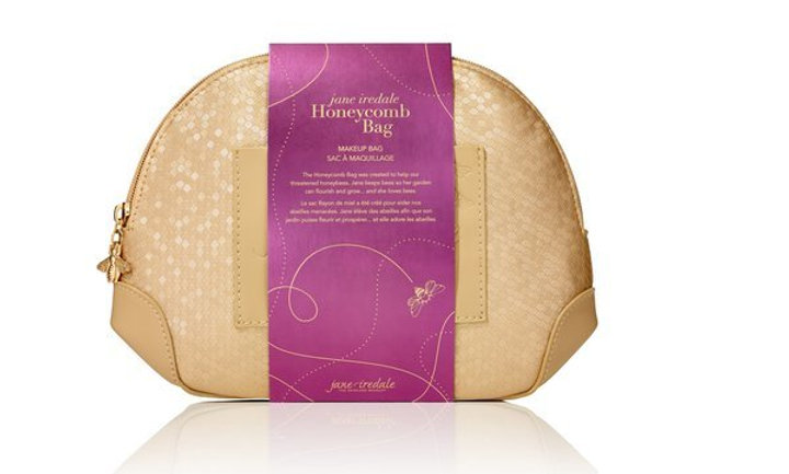 Honeycomb Makeup Bag
