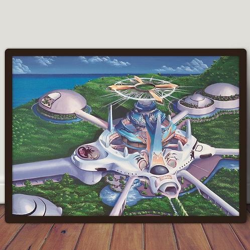 Final Fantasy VIII Balamb - Poster