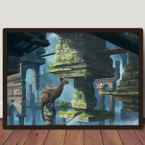 The last Guardian - Poster