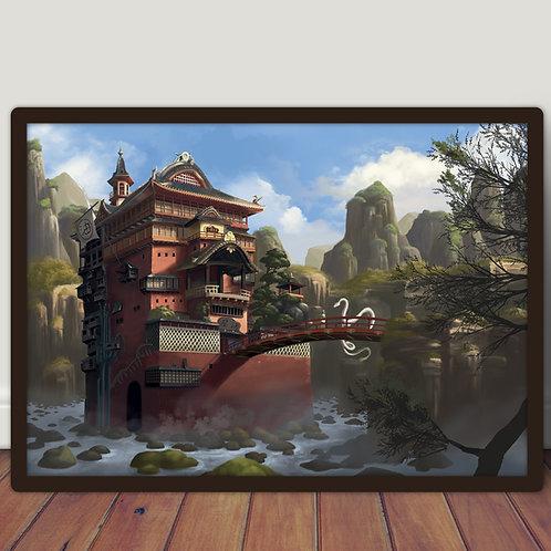 Chihiro - Poster