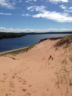 Dunes at Sable Lake