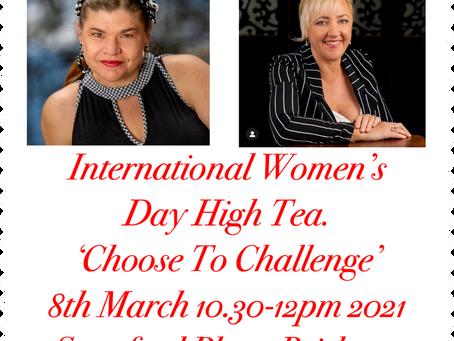 International Women's Day Morning Tea