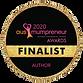 Ausmumpreneur Author Finalist