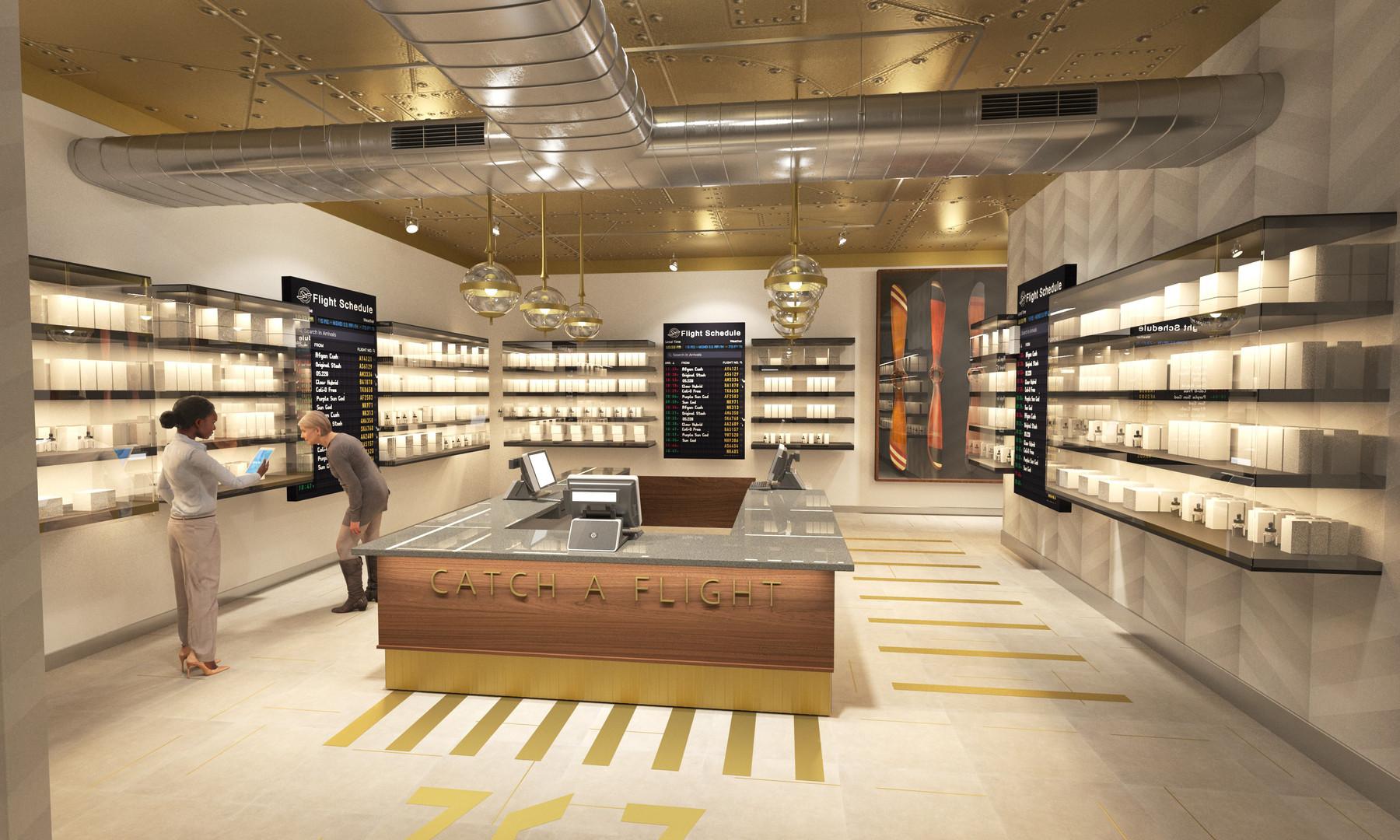 Point7 Dispensary Design - Chicago Dispensary
