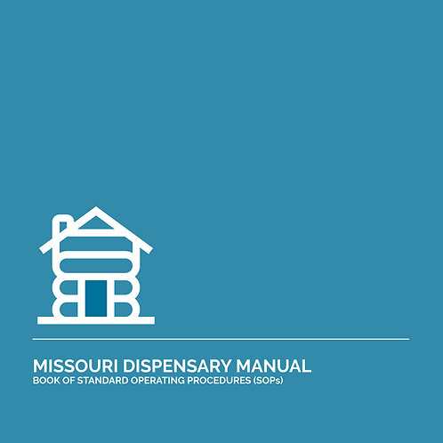 Missouri Dispensary SOP Book