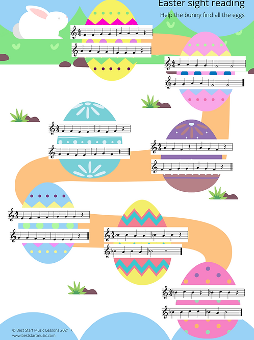 DIGITAL FILE: Easter themed teaching bundle
