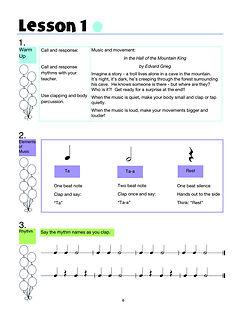 Best Start Music Lessons Book 1 PAGE 6.j
