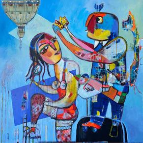 Love in the air - Shefali Ranthe