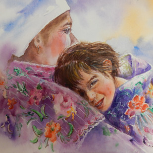 Maternal Love-Gabriela Abud