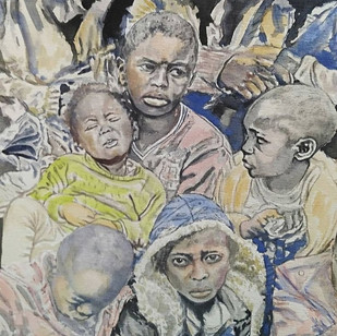 Being a mother in Africa involves sorrow - Emel Çevikcan
