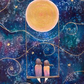 Heaven swing - Katerina Sevostyanova
