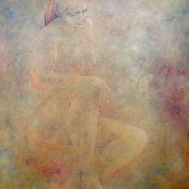 'Woman 1'  Horacio Elena Spain @Horacioelena Oil on canvas 31.50 x 39.37 inches