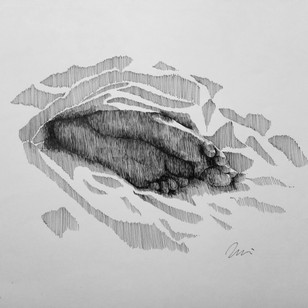 Heaven under mother's feet - Indri Asofa