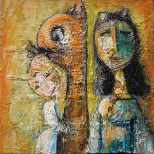 Silent voices - Loredana Bradaschia