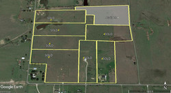 Aerial of Sold & Ava Lots