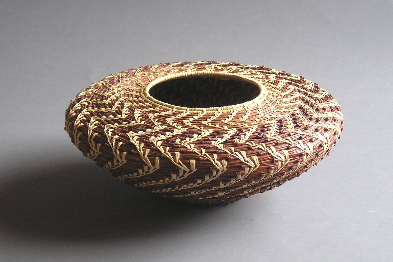 Red Seed Bowl