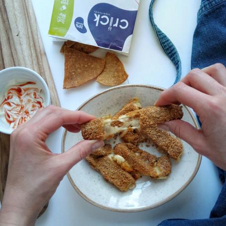 Mozzarella Sticks Healthy