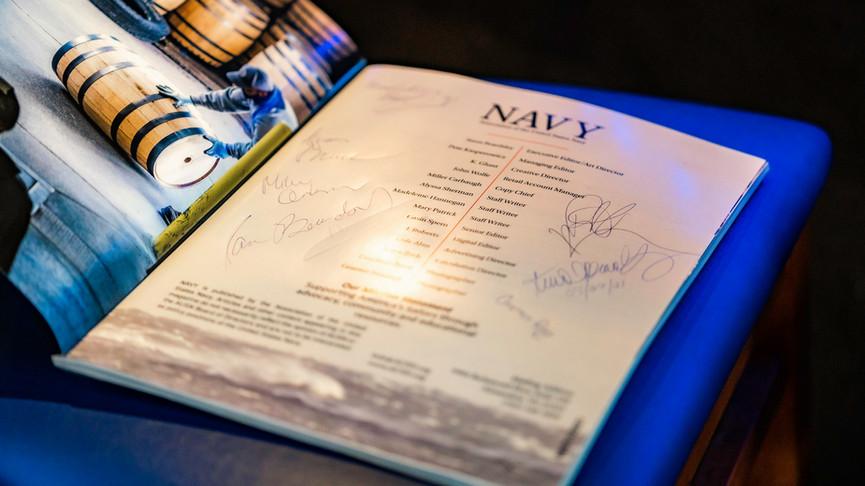 Navy Magazine