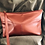 Thumbnail: Custom Leather Clutch Purse - Pretty Penny