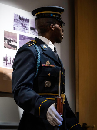 Tomb of the Unknown Soldier Uniform