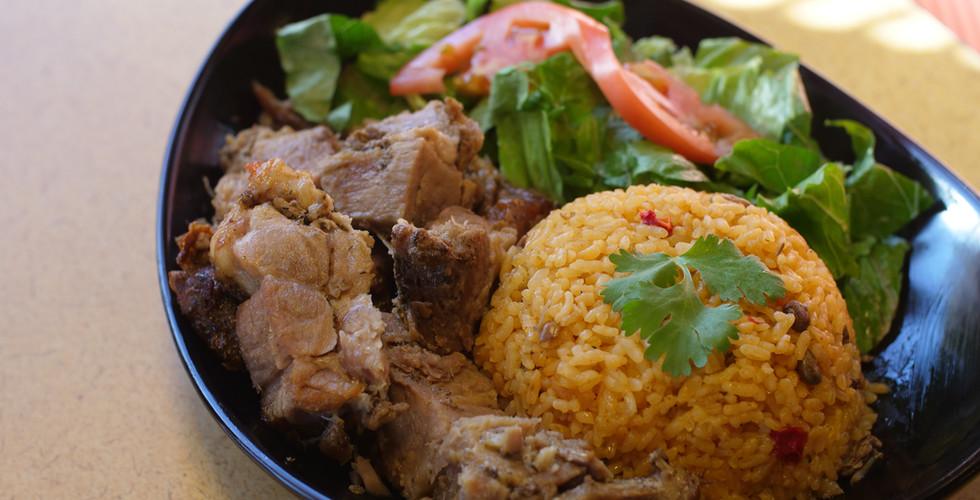 Roast Pork, Puerto Rican Rice.jpeg
