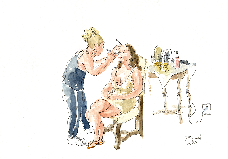 Make up, 2019