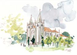 The church. 2019