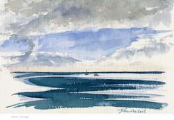 NAZARÉ, the ocean, 2005