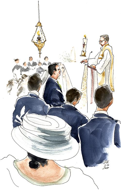 On the Church. 2017