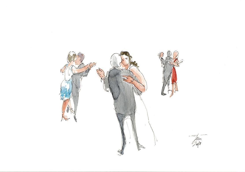 The dance. 2018