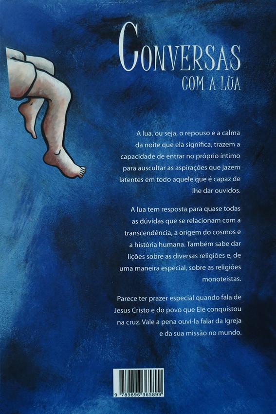 Conversas com a Lua (back cover)