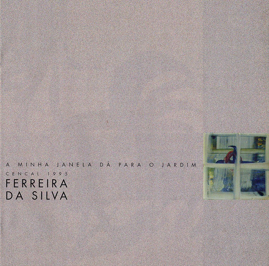 Catalogue Ferreira da Silva (cover)