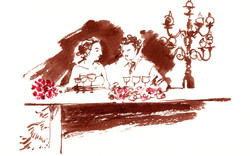 Grooms at the table, 2012