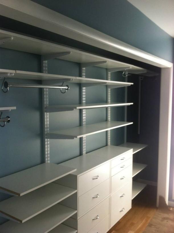 Freedomrail adjustable closet system