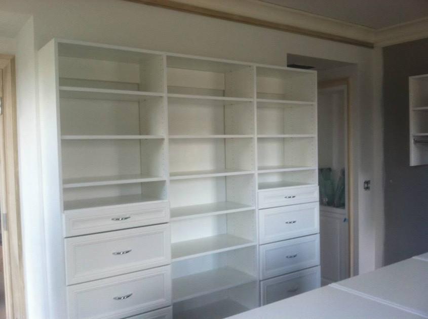 Shelf & drawer unit